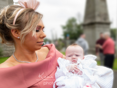 Mary – Christening – August 2019